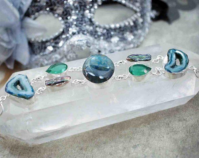 Bijoux pierres fines
