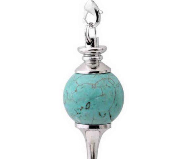 Pendule en Turquoise Séphoroton