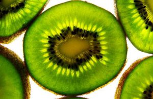 La force vibratoire d'un kiwi.