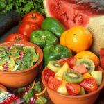 Qualité des aliments crus