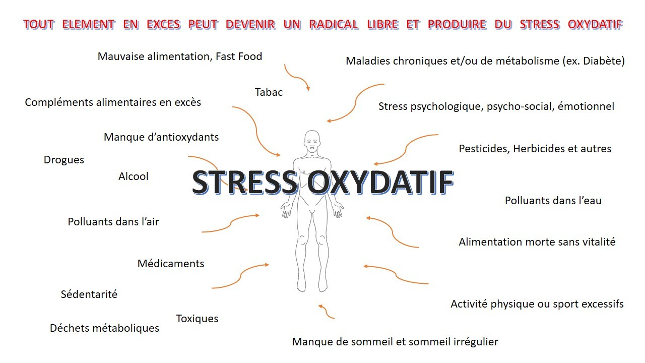 Stress oxydatif