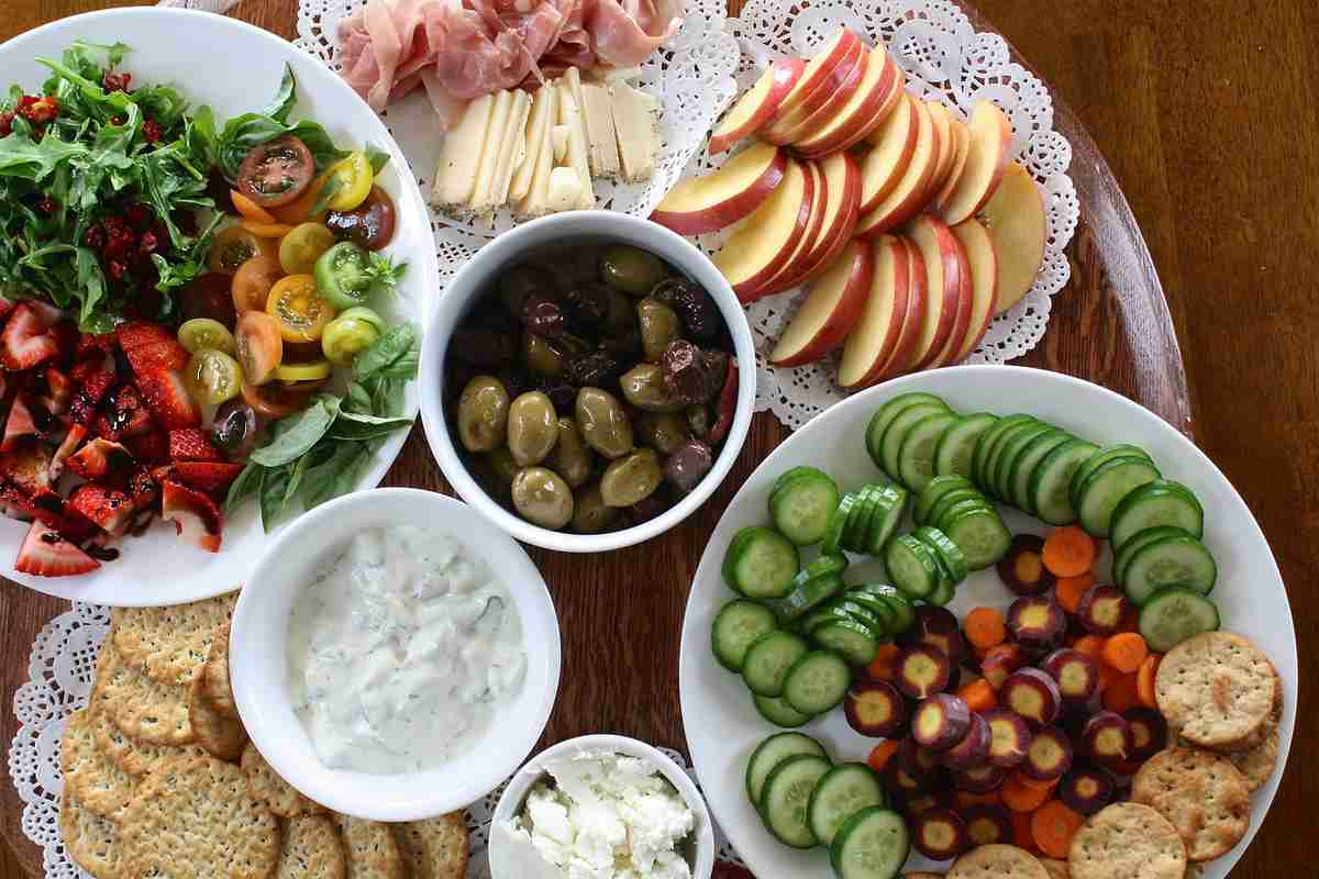 Composition du repas