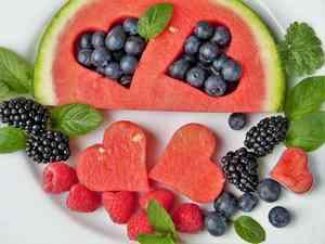 Glucides des fruits