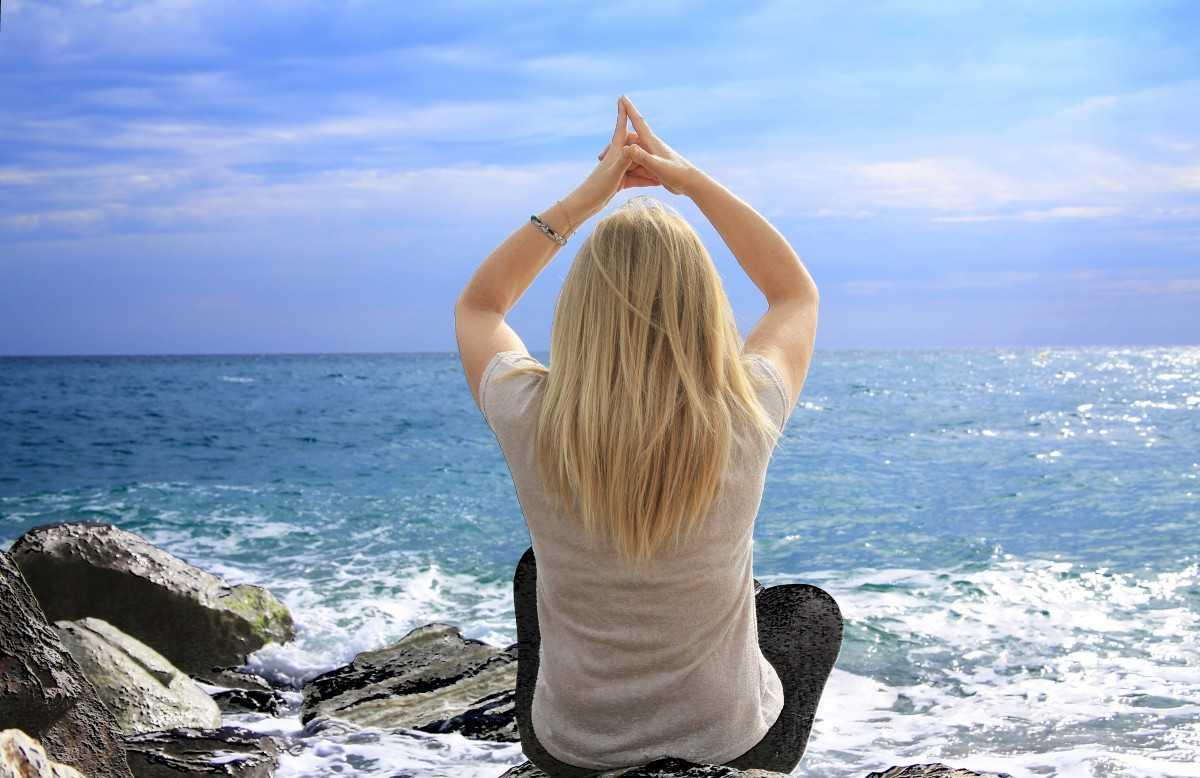 Un taux vibratoire élevé aide à maintenir la bonne santé.