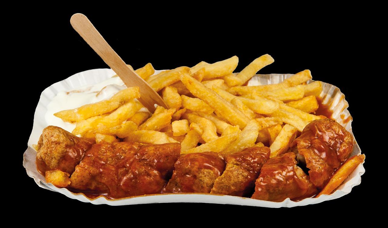 Le Fast-food et l'alimentation industrielle sont des sources majeures d'acides.
