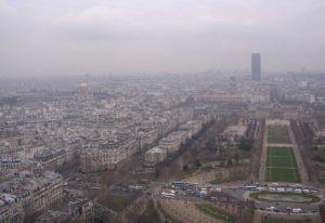 Pollution en ville