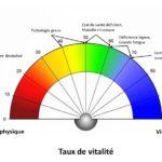 Cadran Taux de vitalité