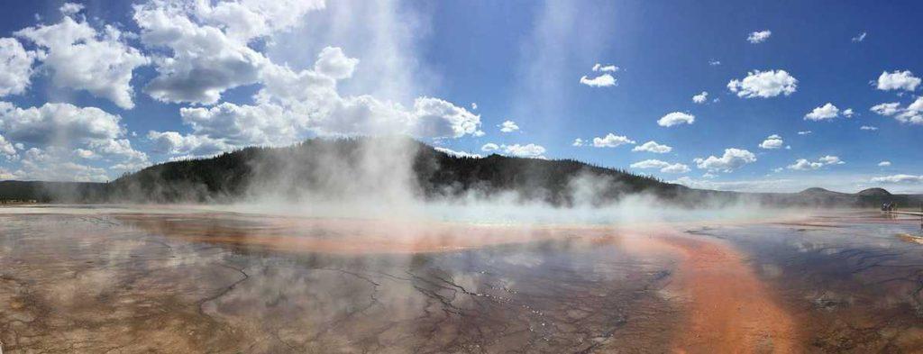 Vapeur Yellowstone