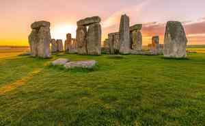 Stonehenge, Angleterre