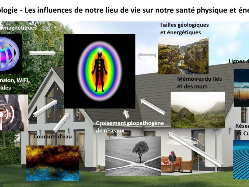 Géobiologie - Les influences de notre lieu de vie sur notre santé