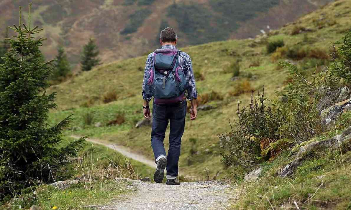 Marche quotidienne