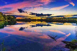 Paysage - Harmonie entre Ciel et Terre