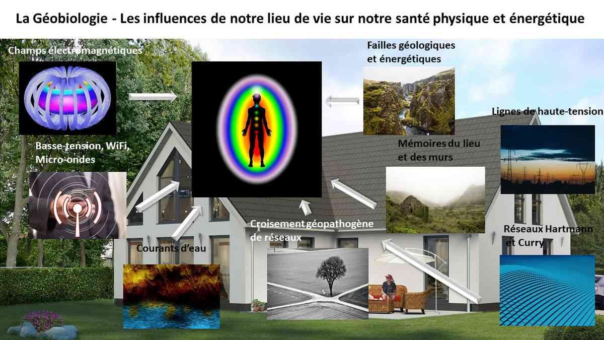 Influences Géobiologie