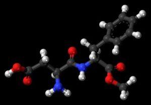 Aspartame (molécule)