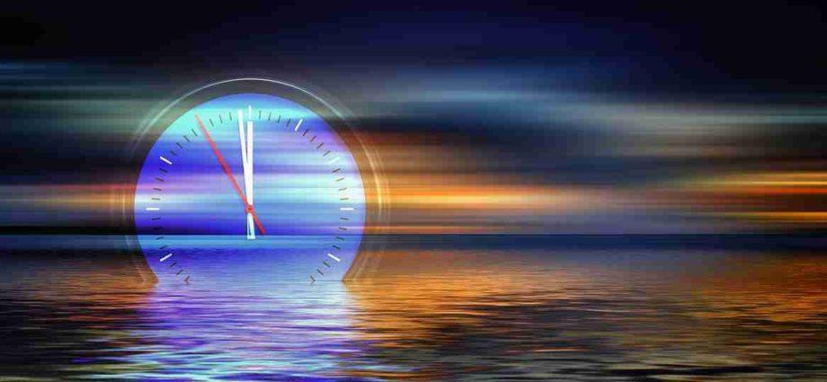Horloge de la planète